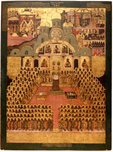 447px-Seventh_ecumenical_council_(Icon)