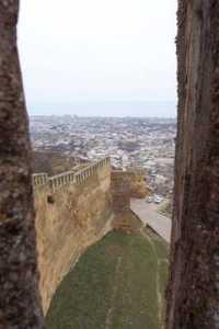 Derbent_wall