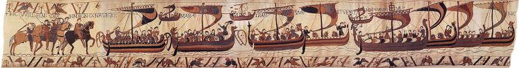 Invasion_fleet_on_Bayeux_Tapestry