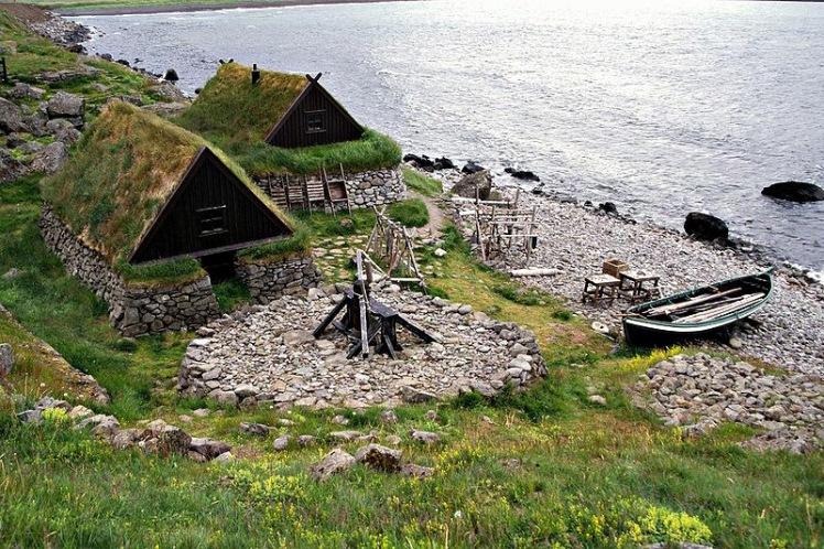 Iceland - Bolungarvik Heritage Site