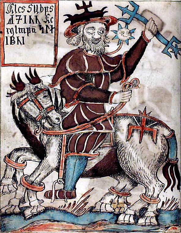 Odin_riding_Sleipnir