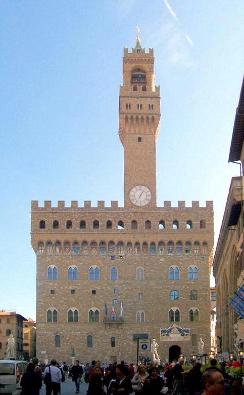 Firenze-palazzovecchio