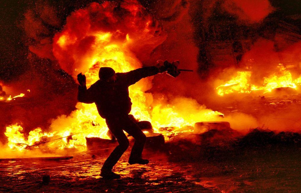 Kiev,_Grushevskogo_str._22.01.2014