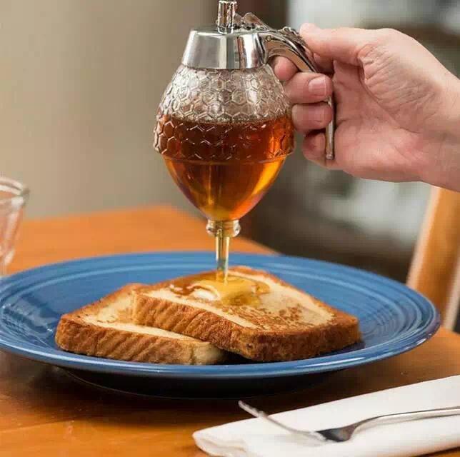 Творческий-дом-акриловые-мед-горшок-чистый-натуральный-мед-специй-банку-печенье-хлеб-с-джем-кетчуп-бутылка