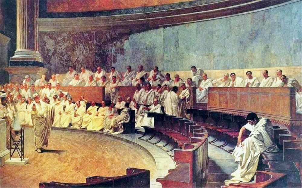 сенат в римі