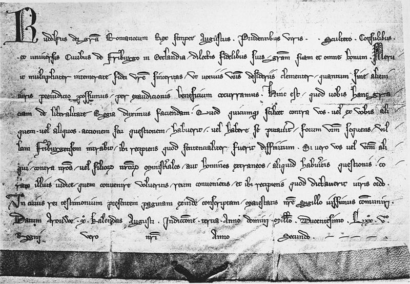 rudolf_i_of_germany_charter_1275