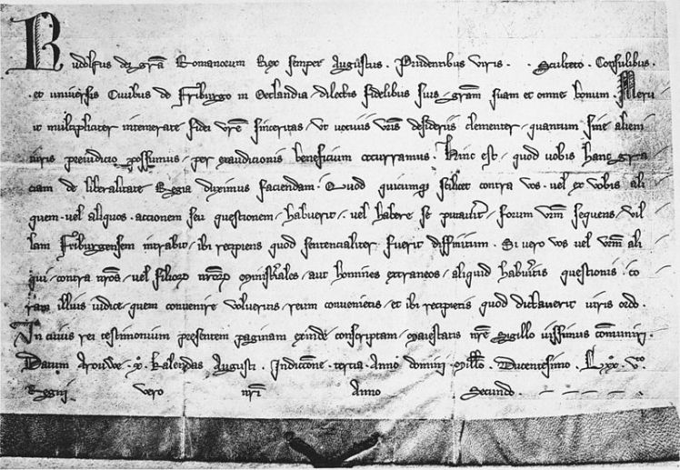 rudolf_i_of_germany_charter_1275
