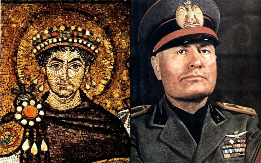 0007-005-imperator-justinian-i-ego-zhena-feodora-tile