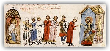 nicephorus_sends_an_epistle_to_emperor_michael_ii_in_favour_of_the_icons_restoration_chronikon_of_ioannis_skylitzes