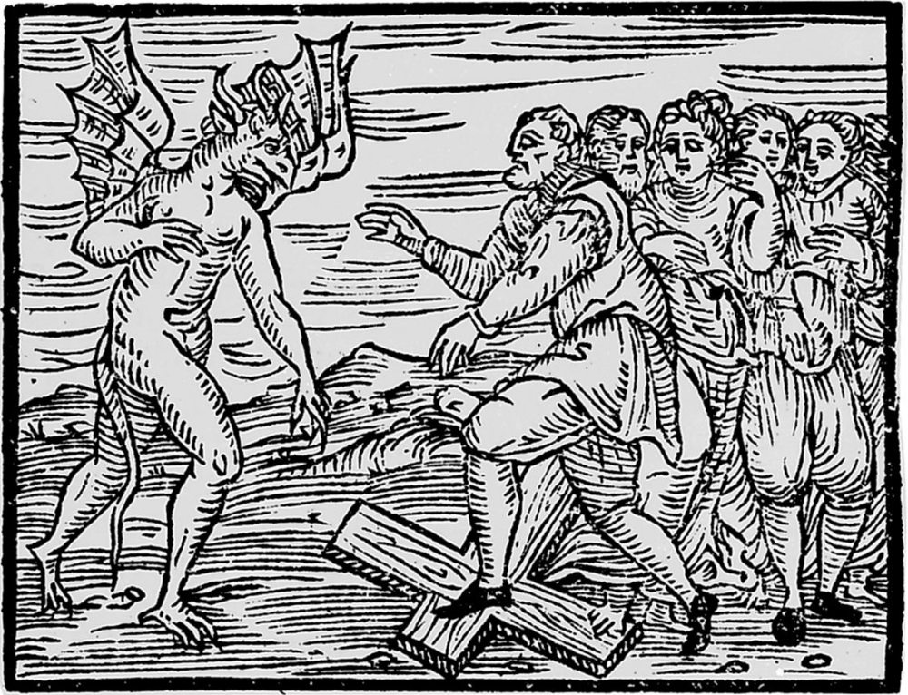 athe-devil-and-witches-trampling-a-cross-from-compendium-maleficarum-1608