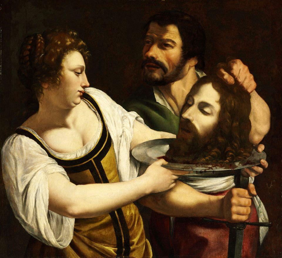 голова Святого Іоана