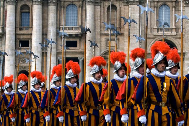 1506. Cohors pedestris Helvetiorum a sacra custodia Pontificis.jpg